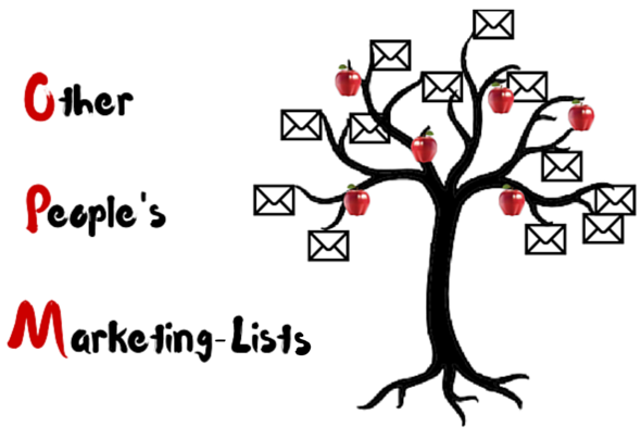 buying other peoples marketing or email list 1