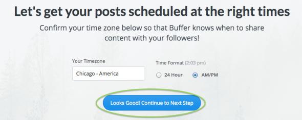 buffer step 2