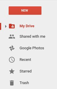 google drive calendar step 1
